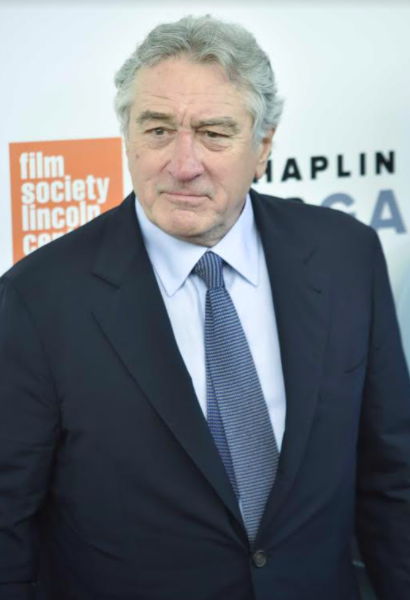 Robert De Niro Talks Having Conversations About Race W/ His 6 Biracial Kids