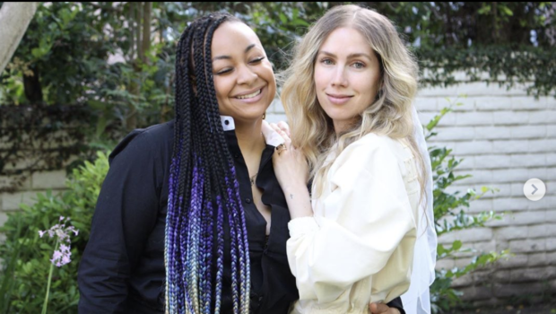 Raven Symone Gushes Over Her New Wife: It's Been A Whirlwind! [VIDEO]