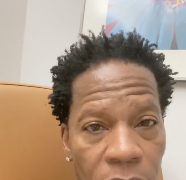 D.L. Hughley Gives An Update On His Coronavirus Diagnosis, Explains Why He Was Performing Amidst Pandemic