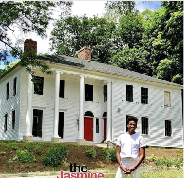 Broadway Actor Robert Hartwell Purchases Home Built By Slaves: I've Never Been Prouder To Be A Black Man