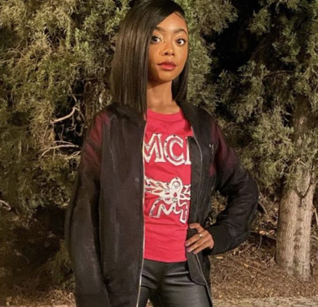Skai Jackson Calls Out Alleged Racists On Twitter: I Expose Racists All Day, Everyday!