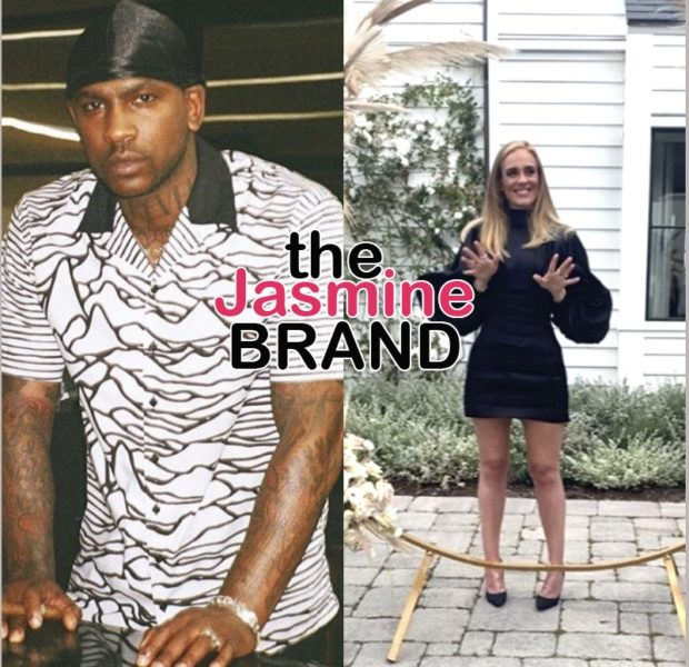 Skepta & Adele Fuel Dating Rumors As They Flirt On Social Media