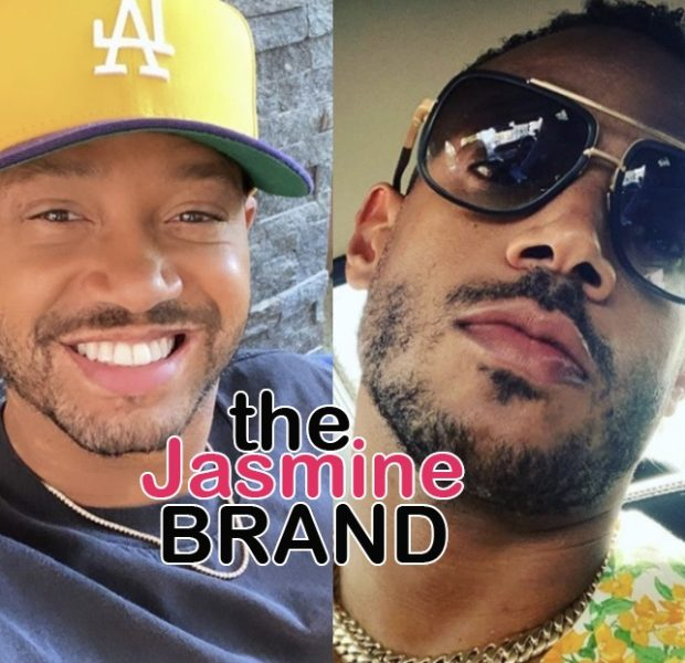 "Terrence J Tells Marlon Wayans ""I'm A Self-Made Millionaire"", Later Explains ""It's A Parody"" After Backlash [VIDEO]"