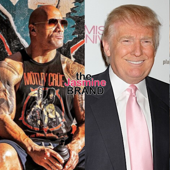 The Rock Questions Donald Trump Amid National Protests: Where Are You?!