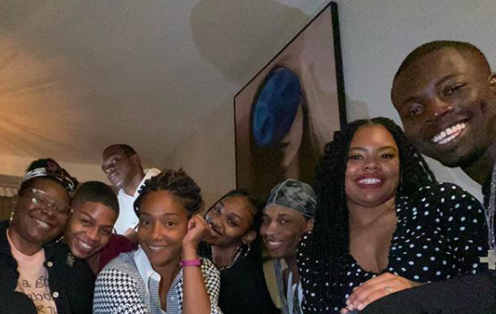 Tiffany Haddish Shares Sweet Photos Of Her Foster Kids: My Real Ones!