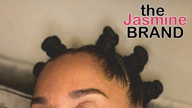 Tracee Ellis Ross Debuts New, Bantu Knot Hairstyle [VIDEO]