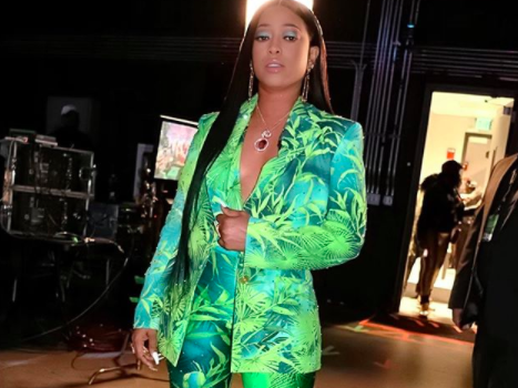 Trina – Petition Launched To Fire Rapper Over Her Controversial Remarks About Looters
