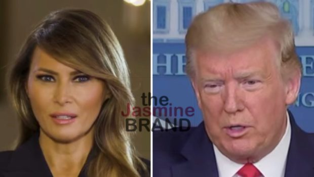 Donald Trump's Wife Melania Allegedly Delayed Move To White House, So That She Could Renegotiate Prenup Agreement – Says New Book