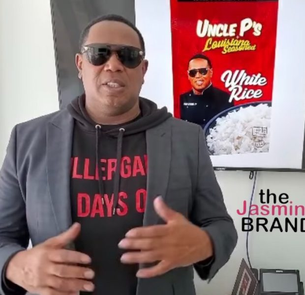 Master P Releases His Own Brand Of Rice: We Taking Over!