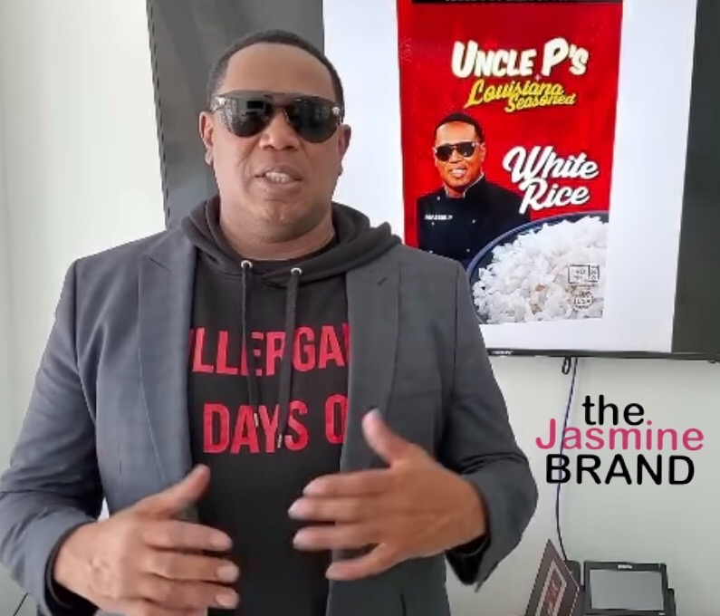 Master P Releases His Own Brand Of Rice: We Taking Over ...