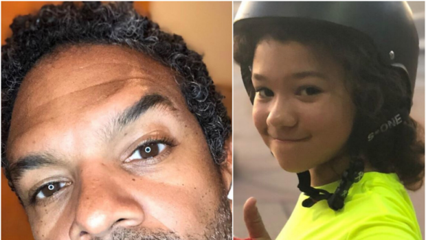 'The Walking Dead' Star Khary Payton Introduces His Transgender Son Karter: This Is His Journey, And I Am Here For It