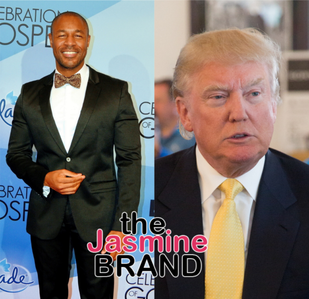 Tank Says: If Donald Trump Can Have Rallies, Why Can't We Have Concerts?
