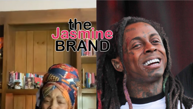 Khia Slams Lil Wayne After His Comments In Support Of Police: He's NEVER Been For The People!