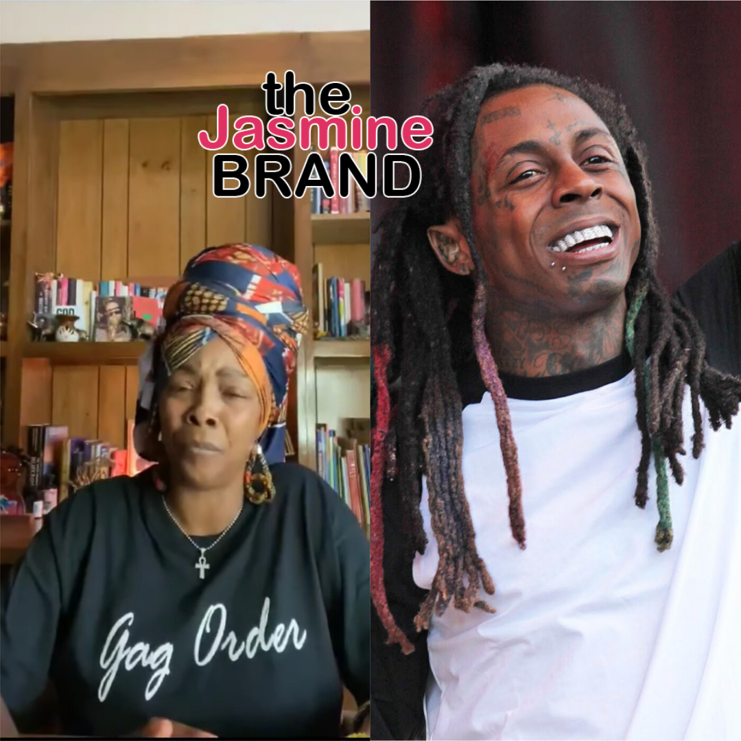 Khia Slams Lil Wayne After His Comments In Support Of Police He S Never Been For The People Thejasminebrand