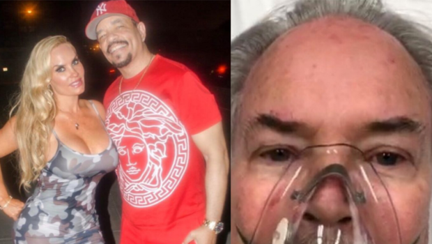 Ice-T's Father-In-Law Hospitalized With Coronavirus