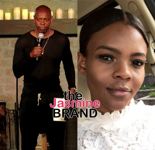 "Candace Owens Reacts To Dave Chapelle Calling Her ""A Rotten B***h"": You Are A Legend – I'd Love To Meet You & Challenge You To Say It To My Face"