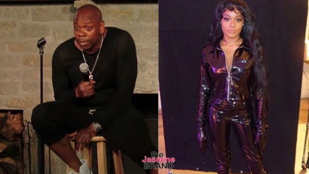Dave Chappelle Seems To Confirm Azealia Banks' Claims They Had An Affair [WATCH]