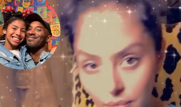 Vanessa Bryant Reveals New Tattoo Honoring Kobe and Gianna Bryant [WATCH]