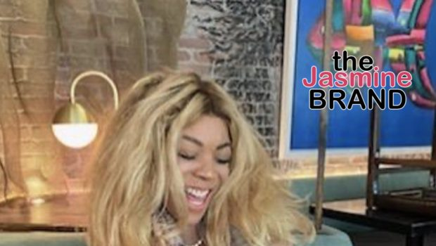 """Wendy Williams Says """"He Makes Me Laugh, Pays For Lunch & We Have Good Times"""" In Latest Photo"""
