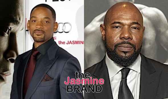 Will Smith To Star As Runaway Slave In 'Emancipation' Film, Antoine Fuqua Slated To Direct