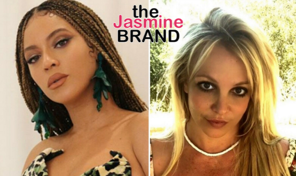 Britney Spears Says Her Fans Call Her Queen B, Beyonce's Beyhive Fans Swarm W/ Reactions: You Could Never!