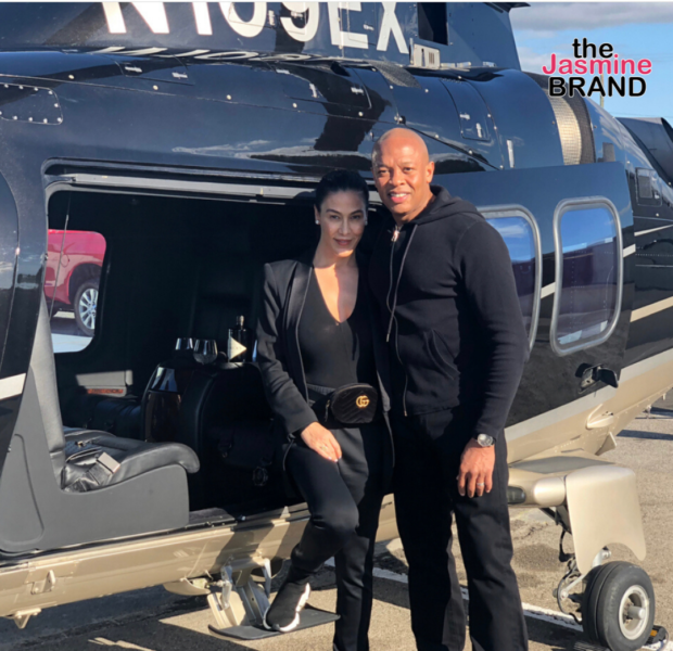 Dr. Dre Claims Estranged Wife Nicole Young Won't Return His Motorcycle & Registered Firearm Amid Divorce Battle