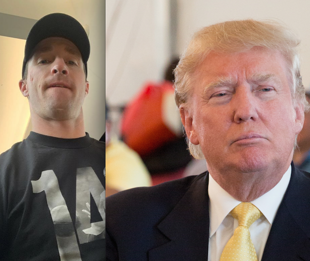 "Drew Brees Tells Donald Trump ""As A White Community, We Need To Listen"", After President Chastised Him Over Apologizing For His Comments About Kneeling"