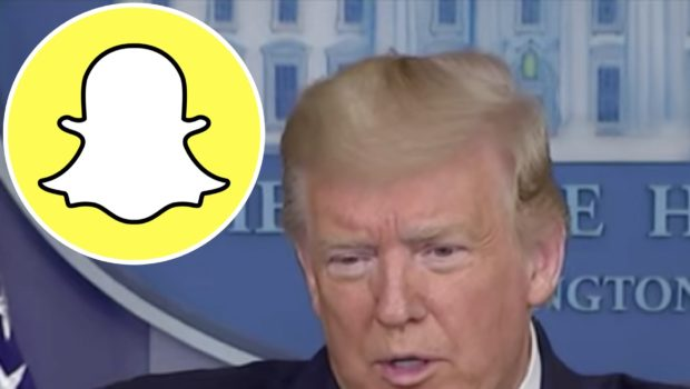 Donald's Trump Content Will No Longer Be Promoted On Snapchat: We Will Not Amplify Voices Who Incite Racial Violence