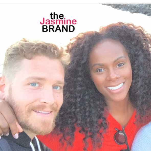 Tika Sumpter Tells Interracial Couples: There's A Bigger Problem If Your White Significant Other Is Offended By Discussions About Racism!