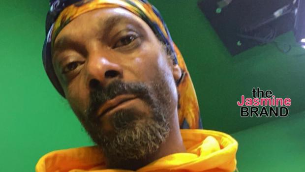 Snoop Dogg Tells Black Men To 'Squash All Beefs'
