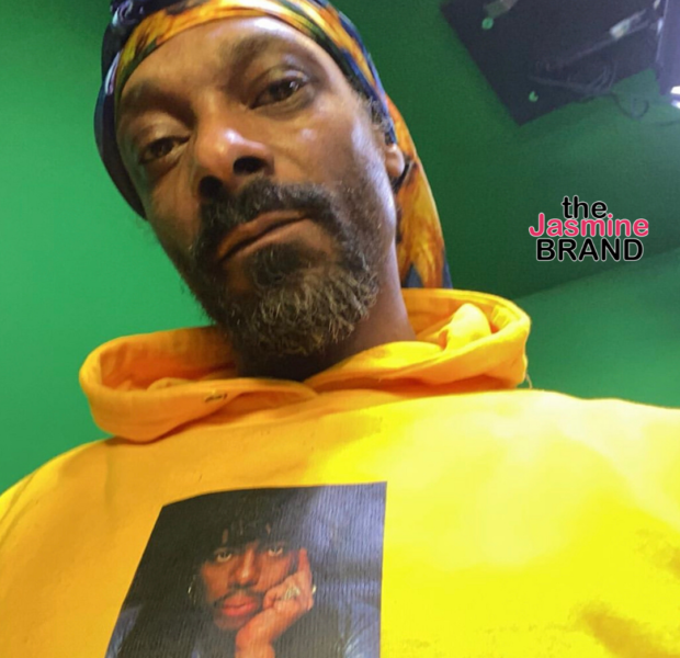 Snoop Dogg Tells Black Men To 'Squash All Beefs'