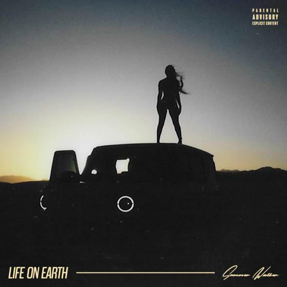 "Summer Walker Announces ""Life On Earth"" EP"