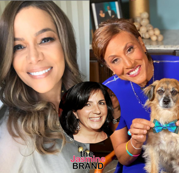 ABC News ExecBarbara Fedida Allegedly Called Sunny Hostin 'Low Rent' & Referenced 'Picking Cotton' In Statement Against Robin Roberts, Placed On Leave