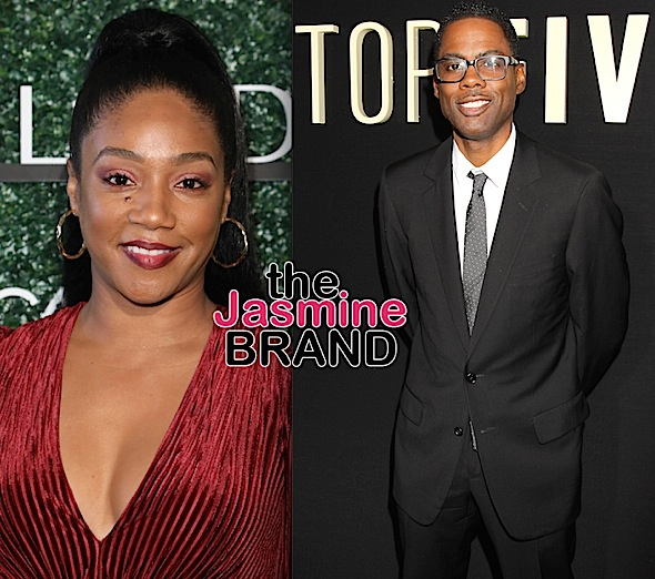 Tiffany Haddish Turned Down Role In Chris Rock Movie Because Of Graphic Sex Scene