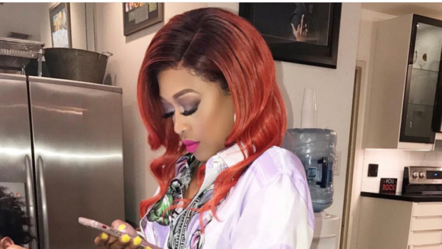 Trina Apologizes For Controversial Comments About Looters: I Take Full Responsibility, It Was A Mistake