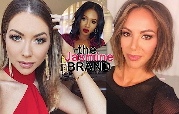 'Vanderpump Rules' Stars Stassi Schroeder & Kristen Doute Fired From Show After Faith Stowers' Racism Claims