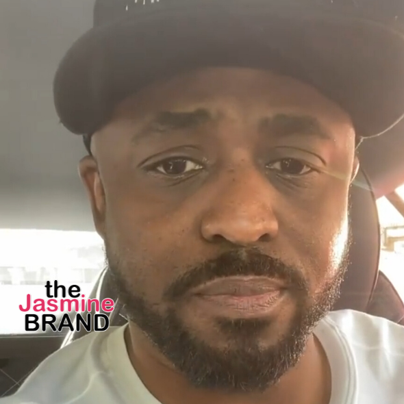 Wayne Brady On How It Feels Driving While Black: The Fear Is Real