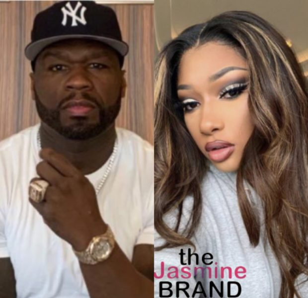 50 Cent Apologizes To Megan The Stallion For Joking About Her Being Shot: I Didn't Think This Sh*t Was Real!
