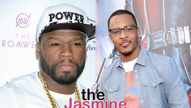 50 Cent Suggests T.I. Is A Snitch, He Reacts: I've NEVER Given Information To Law Enforcement, Can You Say The Same?