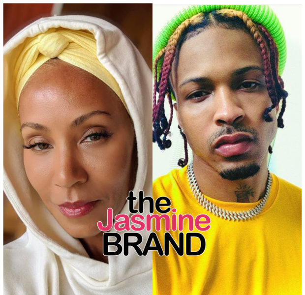 Jada Pinkett-Smith Says She & Will Smith Were Separated During Relationship With August Alsina