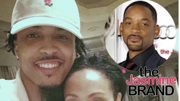 Will Smith Denies Giving Wife Jada Pinkett-Smith Permission To Have Alleged Affair With August Alsina