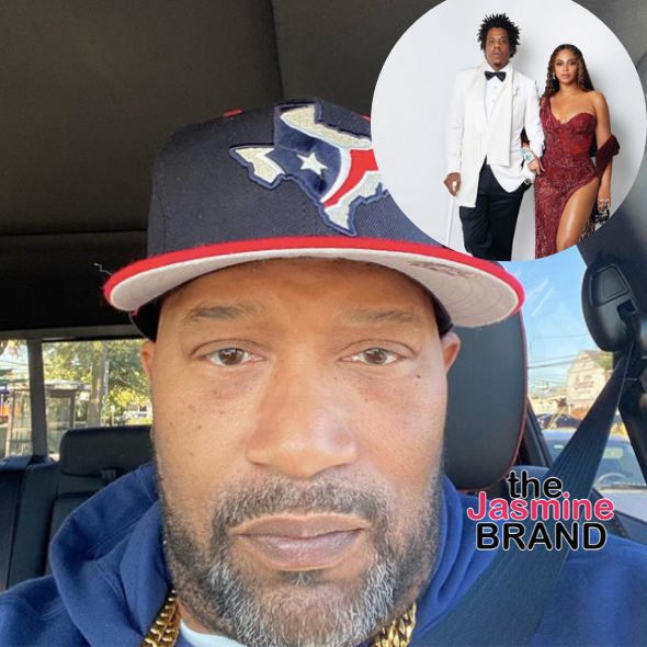 Bun B Recalls Jay-Z Kicking Him Off Set During A Beyonce Video Shoot: I'm Not There Salivating Over Another Woman
