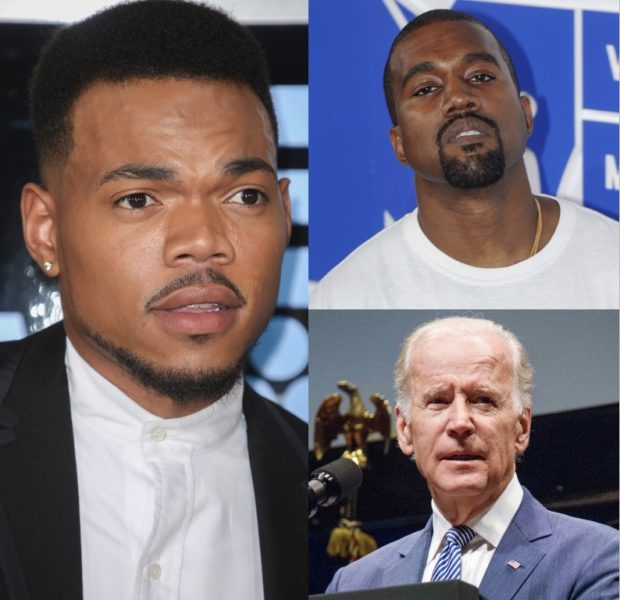 Chance The Rapper Questions Fans Who Support Joe Biden Over Kanye West: A Lot Of You N*ggas Are Racist!