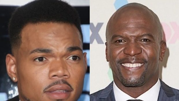 Chance The Rapper & Terry Crews Have Awkward Exchange Over Political Views, Terry Tells Chance: I Didn't Endorse You, Bro