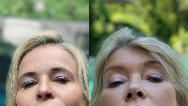 Martha Stewart Shades Chelsea Handler For Attempting To Recreate Her Viral Pool Selfie: Continue W/ Your Comedy
