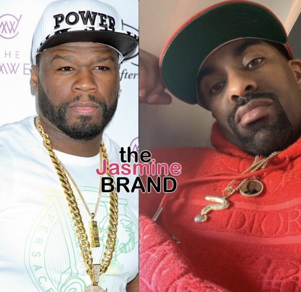 50 Cent Accuses DJ Clue Of Not Playing Pop Smoke's New Album: F**k You, You Don't Mean Sh*t!