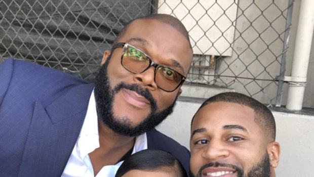 Tyler Perry's 'Sistas' Actor Devale Ellis On Resuming Filming: There Are 2 People To A House, We Stay Away From Each Other Between Takes