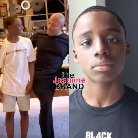 Dr. Dre Is Now Working W/ 12-Year-Old 'I Just Wanna Live' Singer Keedron Bryant [WATCH]