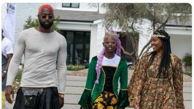 Dwayne Wade Responds To Criticism Towards Daughter Zaya Wade: Hey Social Media, Keep The Hate Coming