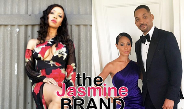 "Elise Neal Says Will & Jada Pinkett Smith's 'Unhappy Marriage' Caused Her To Leave ""All Of Us"""